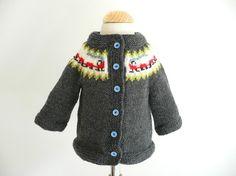 choo choo train sweater!