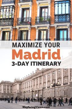 Get the most out of your time in Madrid Spain with this city guide itinerary. These cool things to do in Madrid includes rooftop bars hot spots for tapas offbeat museums and modern art.
