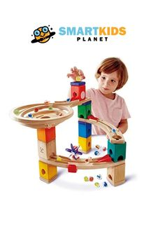 Magic Multi Level Course is a fantastic way to keep all your children entertained while fostering their creativity and understanding of basic physics.