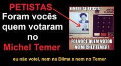 Entidades Ciganas da Umbanda (Clique Aqui) para entrar.: MUDA BRASIL..MENOS ROUBALHEIRA MAIS MORALIDADE