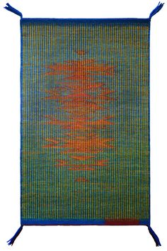 in the garden of the night, Ukiah - CA Navajo Weaving, Weaving Art, Tapestry Weaving, Loom Weaving, Hand Weaving, Weaving Textiles, Weaving Patterns, Textile Patterns, Textile Art