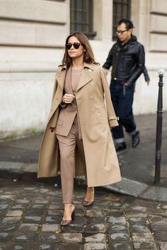 Paris Fashion Week Fall 2016 Street Style (2) • Minimal . / Visual .