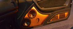 acura door panel diamond audio custom car stereo install Sound Advice - Car Audio and Installation