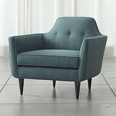 Gia Chair  $1,199 -This chair has a nice curved back