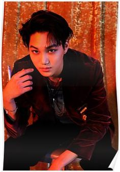 Exo-K: Kai/Kim Jong cm/ January Dancer,Vocalist, Lead Rapper, Face of The Group Exo Kai, Chanyeol Baekhyun, Kpop Exo, Exo Ot12, Kaisoo, Chanbaek, Btob, Vixx, Taeyong