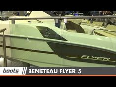 Beneteau Flyer 5: Ein kurzer Blick