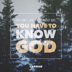 God :)