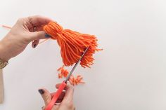 Merrick's Art // Style + Sewing for the Everyday Girl: TASSEL CHANDELIER TUTORIAL