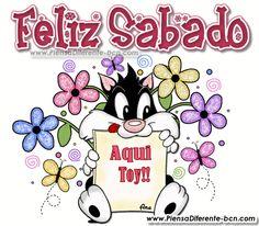 FELIZ SÁBADO la vida nos regala un nuevo día para que lo rellenemos de momentos felices. Les deseo un día genial!!☺
