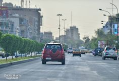 Main st. in Baghdad