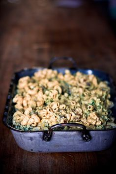 Gluten-Free and Vegan Mac and Cheese
