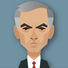 Mourinho by Stanley Chow