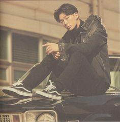 #BOBBY // [SCAN] #iKON 'NEW KIDS : THE FINAL' RED VER Ikon News, Jay Song, Final S, Kim Ji Won, Hanbin, I Icon, New Kids, Kpop Groups, Bobby