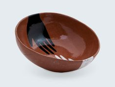 Limited Edition Hand Plate by Brisbane based ceramic artist Sharon Muir made exclusively for Modern Times.
