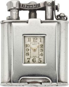 time (Dunhill Lighter Watch - c. 1928 - @~ Mlle) - R_04.04.2013