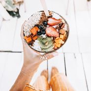 ✨ ✧ OMG ~ I'm never leaving U L U M 🌴 Smoothie bowls are on the menu for breakfast, lunch & dinner for the next week while we are… Crepes, All You Need Is, Smoothie Bowl, Smoothies, Me Time, Love Food, Cravings, Food Photography, Healthy Eating