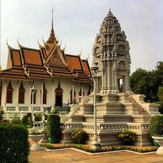 Cambodia Royal Palace