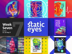 static eyes   07   week collection