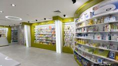 Farmacia VERGHERA, Samarate (VA) by Arketipo Design, Milano-Italy