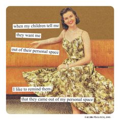 Only women can understand these sarcastic retro pictures. By AnneOnly women can understand these sarcastic retro pictures.By Anne Taintor Inc Retro Humor, Vintage Humor, Retro Funny, Sarcastic Quotes, Funny Quotes, Funny Memes, Funny Sarcastic, Golf Quotes, Anne Taintor