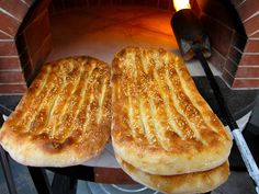 Persian/Iranian Barbari Bread