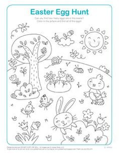 Julissa Mora, contributor at We Love to Illustrate, created a super cute Easter printable that would be perfect for your spring lessons or classroom Easter celebration. It's super simple - which is...