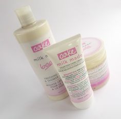 Review: Cake Beauty - Milk Made-serie