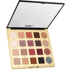 Tarte Tarteist Pro Palette ($53) ❤ liked on Polyvore featuring beauty products, makeup, face makeup, no color, tarte, mineral makeup, tarte cosmetics, long wear makeup and palette makeup