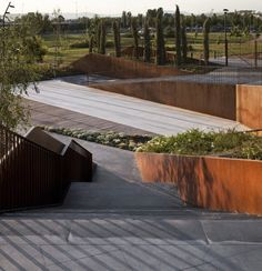 Espacio Público para el Forum de Negocios / Francisco J. del Corral & Federico Wulff,© Francisco J. del Corral & Federico Wulff