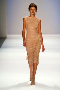 Tadashi Shoji Spring 2013 Ready-to-Wear Collection...gorgeous! Have to have the right skin tone to pull it off though