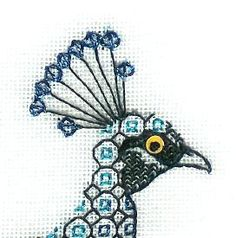 Blackwork Embroidery Kits - Blackwork Embroidery, Hand Embroidery Kits, Blackwork, Stitching, Hand Embroidery Designs as an Alternative to Cross-stitch.