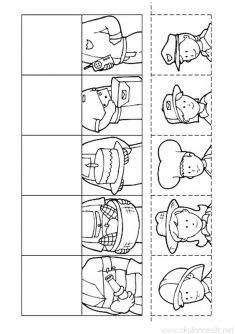 Meslekler eşleştirme çalışma kağıdı ve pastacı, çiftçi, itfaiyeci, trafik polisi ücretsiz eşleştirme etkinlikleri puzzle, eşleştirme çalışmaları, eşleştirme oyunları çalışma sayfaları kağıtları ile oyunları indirme, yazdır. Free matching worksheets download and printables. Preschool Education, Preschool Learning Activities, Preschool Themes, Community Helpers Lesson Plan, People Who Help Us, Diy Crafts For Kids Easy, Printable Preschool Worksheets, School Fun, Puzzle