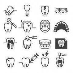 Top Oral Health Advice To Keep Your Teeth Healthy. Unluckily, picking the best dental care tips migh Dental Life, Dental Art, Dental Teeth, Dental Pictures, Tooth Icon, Dental Shirts, Dentist Clinic, Dental Posters, Cabinet Medical