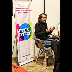 "Mr @elpizu hablando de escuchar audiencias para la generación de estrategias efectivas y accionables... y de los clientes que quiren #un viral"" #losquenoentiendennada #afteroffice #july2016 #digitallife #digitaltransformation #digitalmarketing #sociallistening #socialintelligence #bigdata #smalldata"