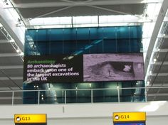 Heathrow Terminal 5 - Structurally Bonded Glazed Panels