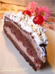 Hungarian Cuisine, Tart, Cheesecake, Food And Drink, Barbie, Pie, Easter, Desserts, Recipes