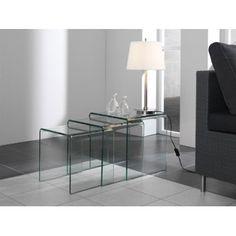 Miniset DaVinci - Gebogen Glas - 3 Delig