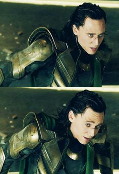 Tom Hiddleston as Loki