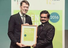 Green talents #Award winner Shamik Chowdhury on his research and opportunities in #Germany - http://klou.tt/1mdbhxoampha7