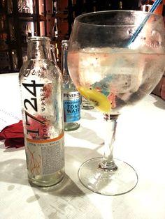 Gin Tonic Nordés and 1724