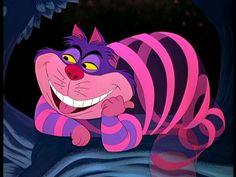 CHESHIRE CAT ~ Alice in Wonderland, 1951