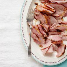 Root Beer-Glazed Ham