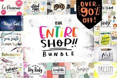 Entire Shop Black Friday Cyber Sale on Creative Market. Digital design goods for personal or commercial projects. Graphic design elements and resources. Illustrations, Pencil Illustration, Business Brochure, Business Card Logo, Handwritten Script Font, Script Lettering, Serif Font, Cursive, Lettering Design