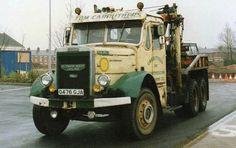 LEYLAND tow wrecker truck