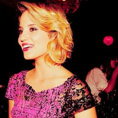 Dear Dianna Agron, i would appreciate it if you don't die on Glee. thank you very much.