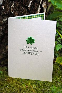 Anything Irish