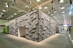 fibreC by Rieder - Sculptural fibreC @ Swissbau