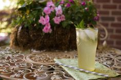 Homemade Gingerale from Simply So Good