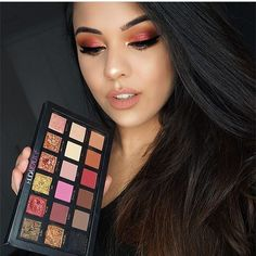 """37 mentions J'aime, 5 commentaires - KYLIE � ABH � NYX & COLOURPOP (@the_makeup_galore) sur Instagram : """"Grab our huda beauty pallete and get the look you desire #hudabeautymalaysiamurah…"""""""