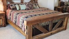 Image result for amazing wooden bed